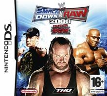 THQ WWE SmackDown vs Raw 2008 (Nintendo DS)