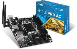 MSI H110I PRO AC