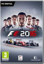 Codemasters F1 Formula 1 2016 (PC)