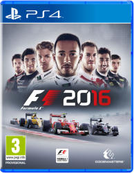 Codemasters F1 Formula 1 2016 (PS4)