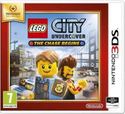 Nintendo LEGO City Undercover The Chase Begins [Nintendo Selects] (3DS)