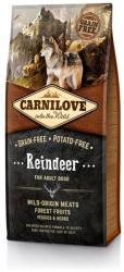 CARNILOVE Adult - Reindeer 12kg