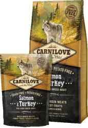 CARNILOVE Adult Large - Salmon & Turkey 12kg