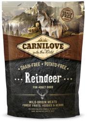 CARNILOVE Adult - Reindeer 1,5kg