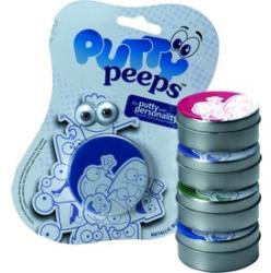 Putty Peeps intelligens gyurmalin szemekkel 50g