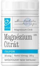 CASA Magnézium Citrát por - 180g