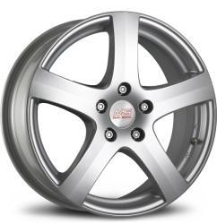 Mak Fix Silver CB72.6 5/120 17x8 ET30