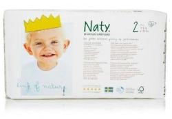 Naty Eco pelenka (3-6kg) 34db