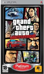 Rockstar Games Grand Theft Auto Liberty City Stories [Platinum] (PSP)