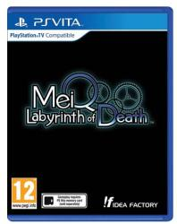 Idea Factory MeiQ Labyrinth of Death (PS Vita)