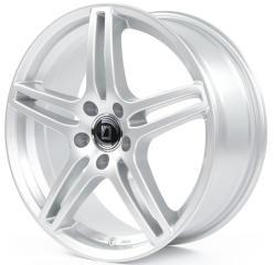 Diewe Wheels CHINQUE Pigmentsilber 5/114.3 16x6.5 ET42