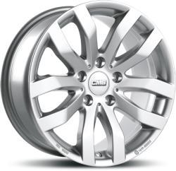 CMS C22-SR Racing Silver 5/114.3 16x6.5 ET40