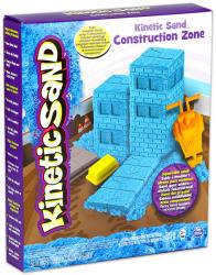 Spin Master Kinetikus homok - Építési munkálatok 283g