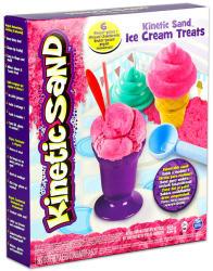 Spin Master Kinetikus homok - Fagylalt készítő szett 283g