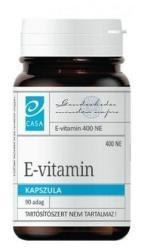 CASA E-vitamin kapszula - 90 db