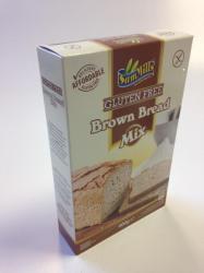 Sam Mills Gluténmentes barna kenyér lisztkeverék 400g