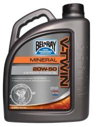 Bel-Ray V-twin Mineral 20W-50 (4L)