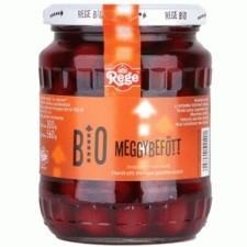 Rege Bio magozott meggybefőtt nádcukorral 700 g