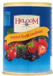 Helcom Erdei gyümölcssaláta konzerv cukrozott lében 360 g
