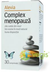 Alevia Complex menopauza - 30 comprimate