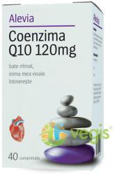 Alevia Coenzima Q10 120mg - 40 comprimate