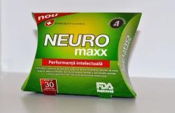 Sprint Pharma Neuro Maxx - 30 comprimate