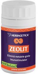 Herbagetica Zeolit - 30 comprimate
