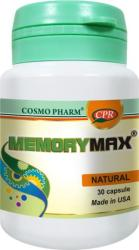 Cosmo Pharm Memory Max - 30 comprimate
