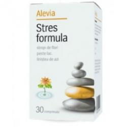 Alevia Stres Formula - 30 comprimate