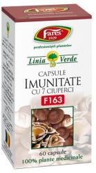 Fares Imunitate cu 7 ciuperci - 60 comprimate