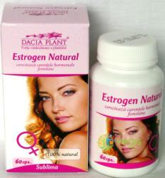 DACIA PLANT Estrogen Natural - 60 comprimate