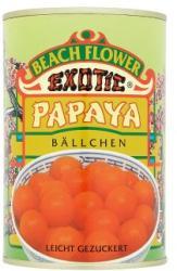 Beach Flower Papaya befőtt labdák 425 g