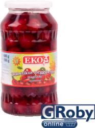 EKOS Diabetikus magozott meggybefõtt 680 g
