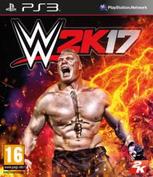2K Games WWE 2K17 (PS3)