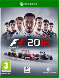 Codemasters F1 Formula 1 2016 (Xbox One)
