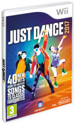 Ubisoft Just Dance 2017 (Wii)