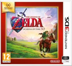 Nintendo The Legend of Zelda Ocarina of Time 3D [Nintendo Selects] (3DS)