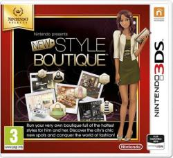Nintendo New Style Boutique [Nintendo Selects] (3DS)