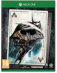 Warner Bros. Interactive Batman Return to Arkham (Xbox One)