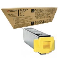 Kyocera TK-810Y Yellow
