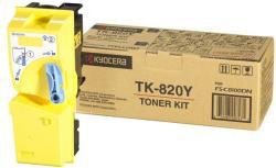 Kyocera TK-820Y Yellow (1T02HPAEU0)