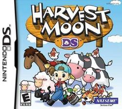 Natsume Harvest Moon (Nintendo DS)