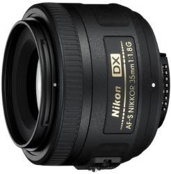 Nikon AF-S 35mm f/1.8G DX (JAA132DA)