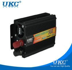 UKC Висококачeствен инвертор 12V или 24 V - 220V, 500W