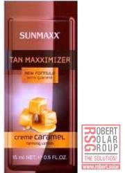 SUNMAXX Creme Caramel 15 ml