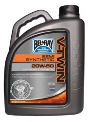 Bel-Ray V-Twin Semi-synthetic 20W-50 (4L)