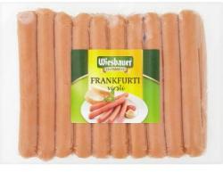 Wiesbauer Frankfurti virsli 1000g