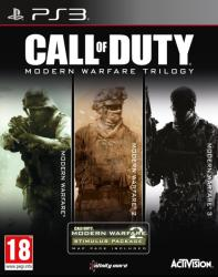 Activision Call of Duty Modern Warfare Trilogy (PS3)