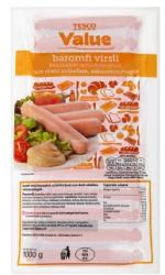 TESCO Value baromfivirsli 1000g