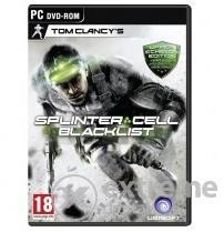Ubisoft Splinter Cell Blacklist [Day One Edition] (PC)